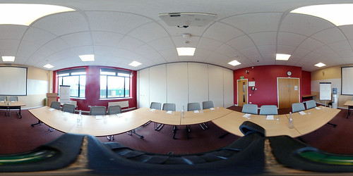 Conference Rooms - Bamford Room Horseshoe Style