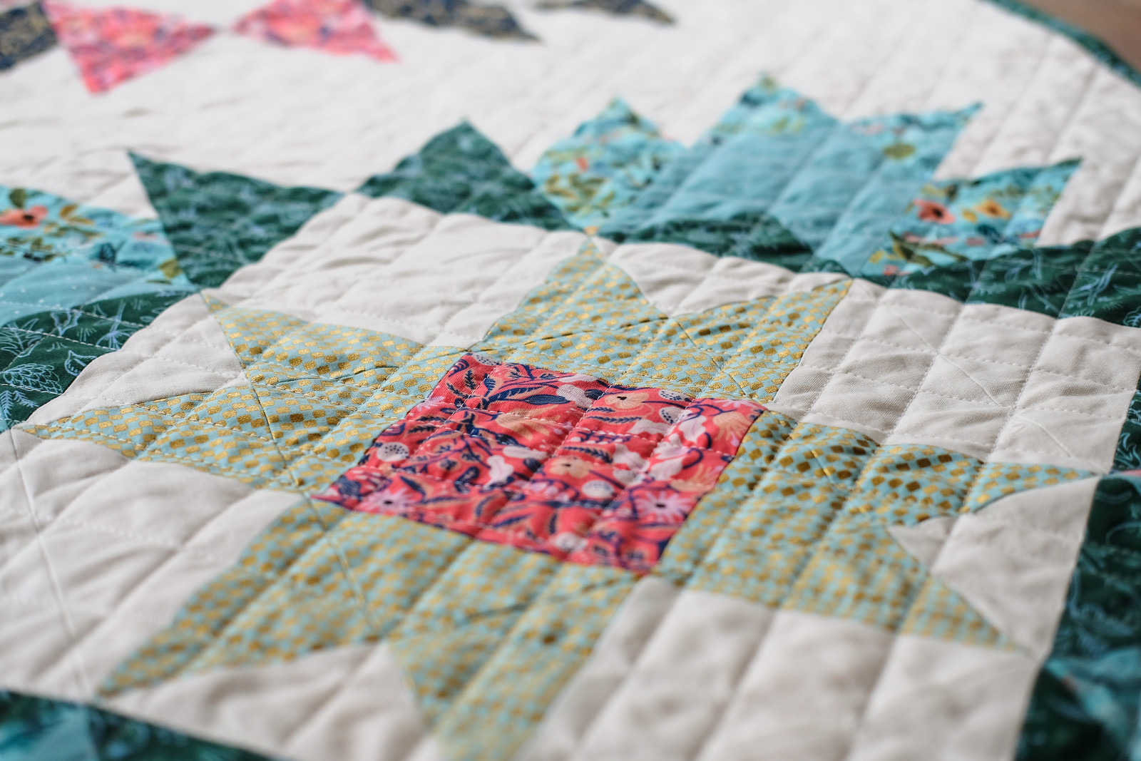 The Isabella Quilt