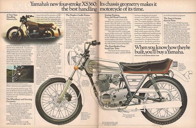Yamaha XS360