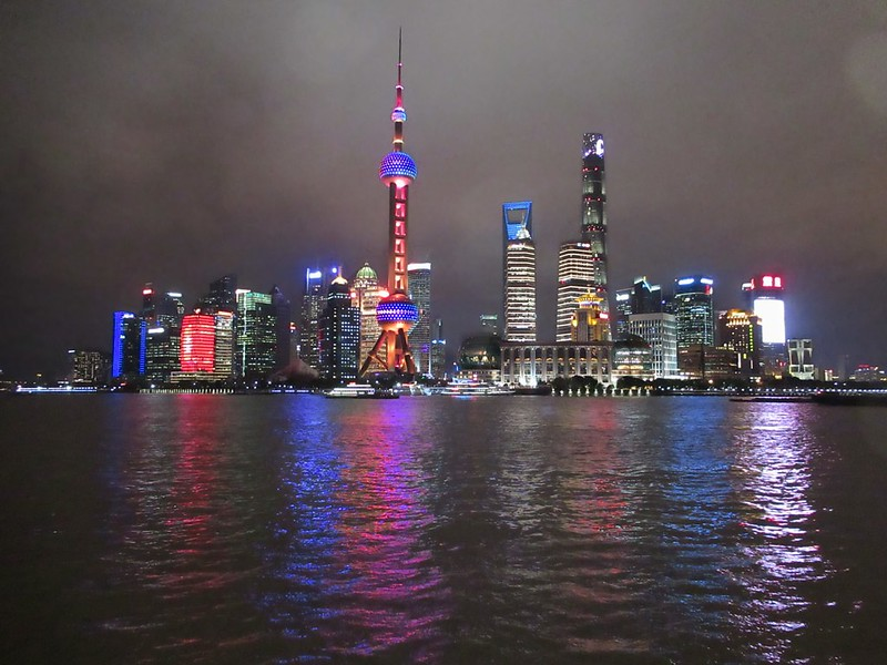 Lights of Pudong
