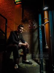 Backstage Portrait