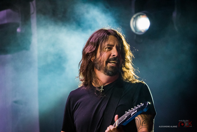 Foo Fighters e QOTSA em Porto Alegre (Exclusivas)