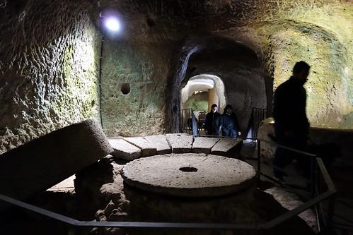 Underground - Orvieto, Umbria, Italy