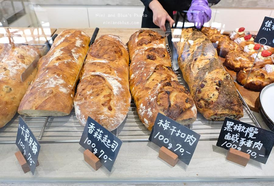 多爾 法式烘焙Dore  台中麵包11