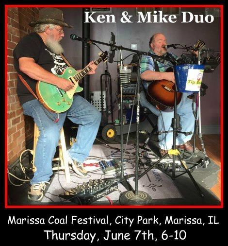 Ken & Mike Duo 6-7-18