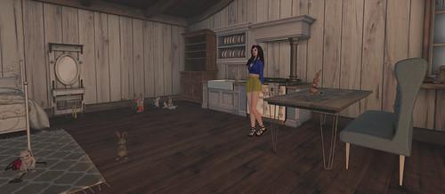 Snow White's Hideaway