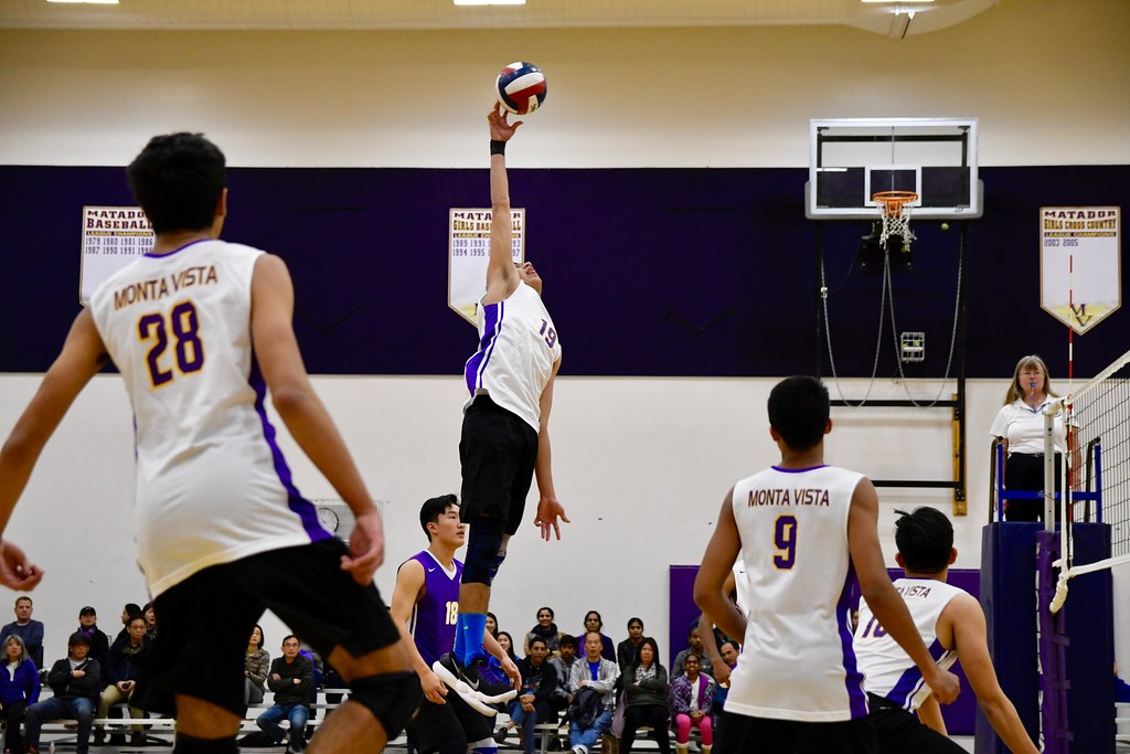 Boys volleyball: MVHS vs Mountain View HS