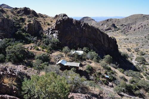 Las Cruces - Organ Peak resort overview