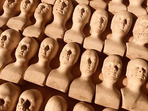 Many heads