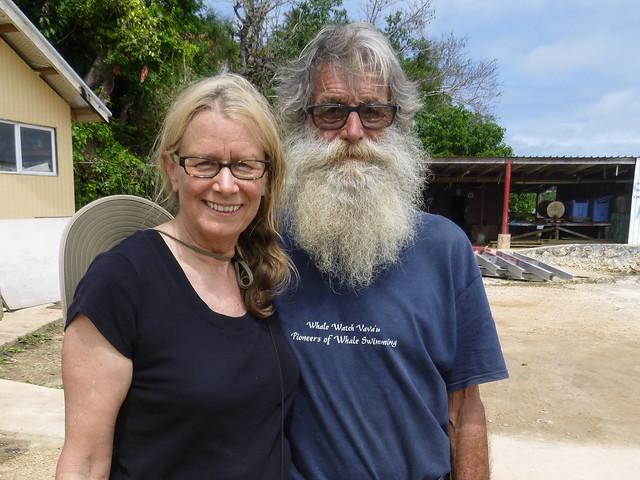 Kathy Malone and Allan, Panasonic DMC-TS30