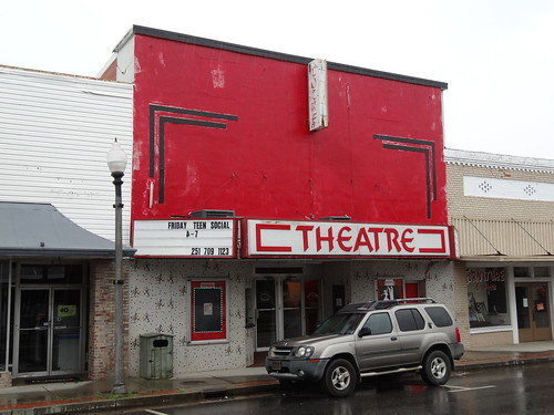 Locke Theatre, Jackson, AL