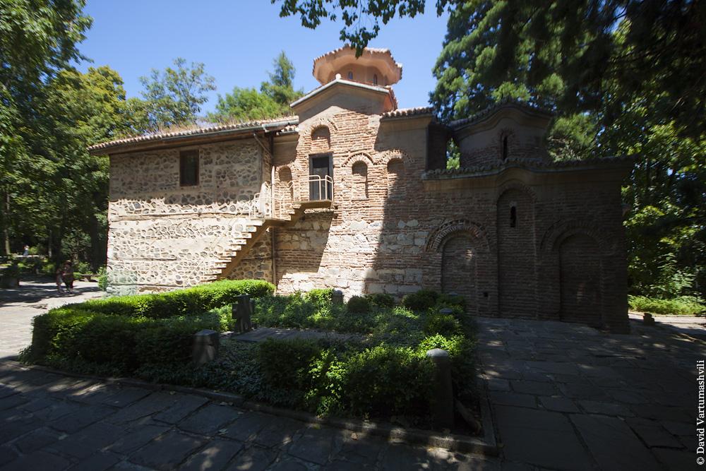 Болгария, Боянская церковь