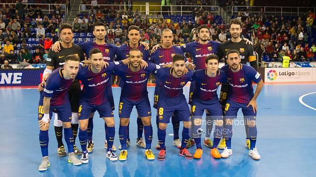 FC Barcelona - Jaen Paraiso Interior (10-3-2018)
