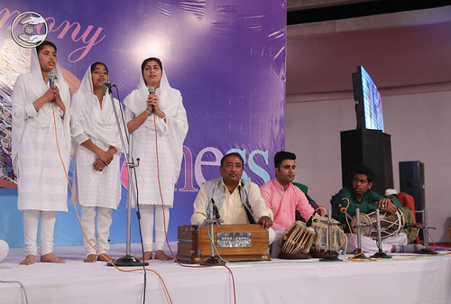 devotional song by Khushboo and Saathi from Adampur