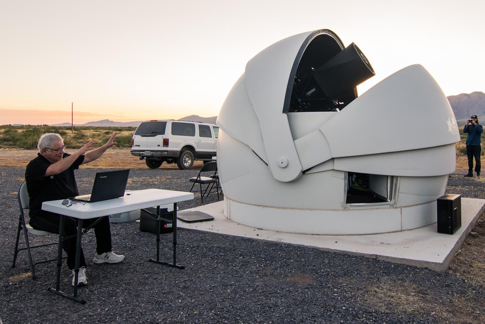 Dan Zowada Memorial Observatory