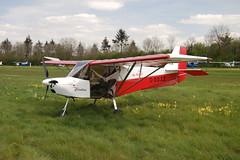 G-DOZZ Best Off Skyranger [BMAA HB 573] Popham 020509