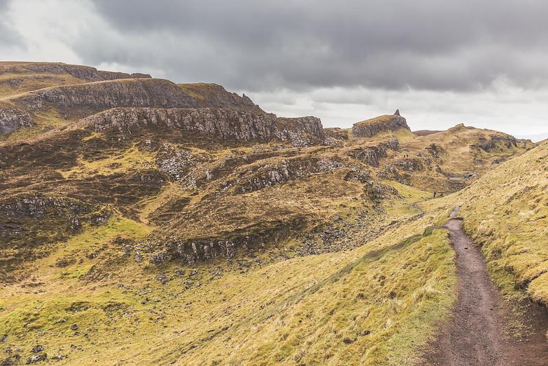 Quiraing - Skye - Scotland 2017