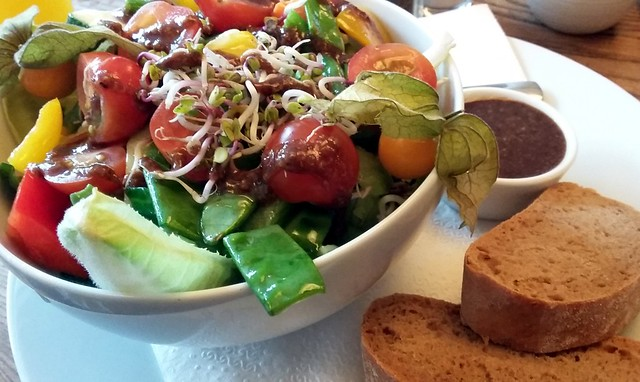 Bester Salat meines Lebens