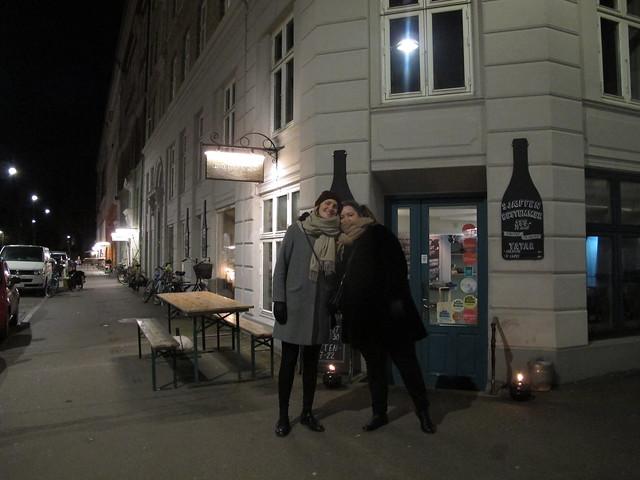 saturday, a weekend in copenhagen, dinner at manfreds, copenhagen