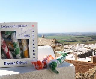 Alfajor de Medina Sidonia