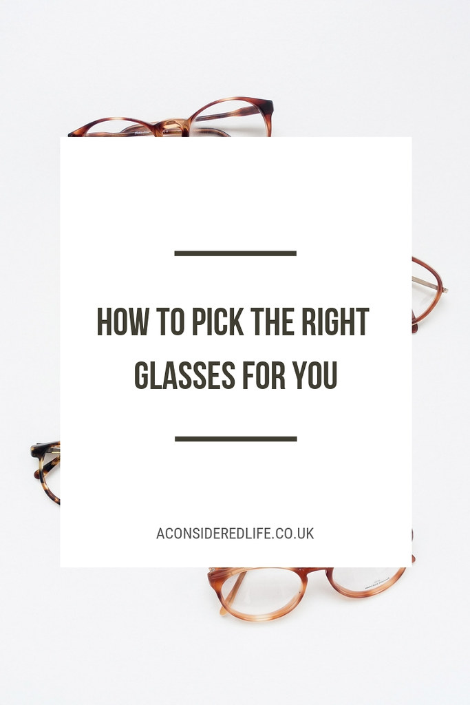 Choosing The Right Glasses For You