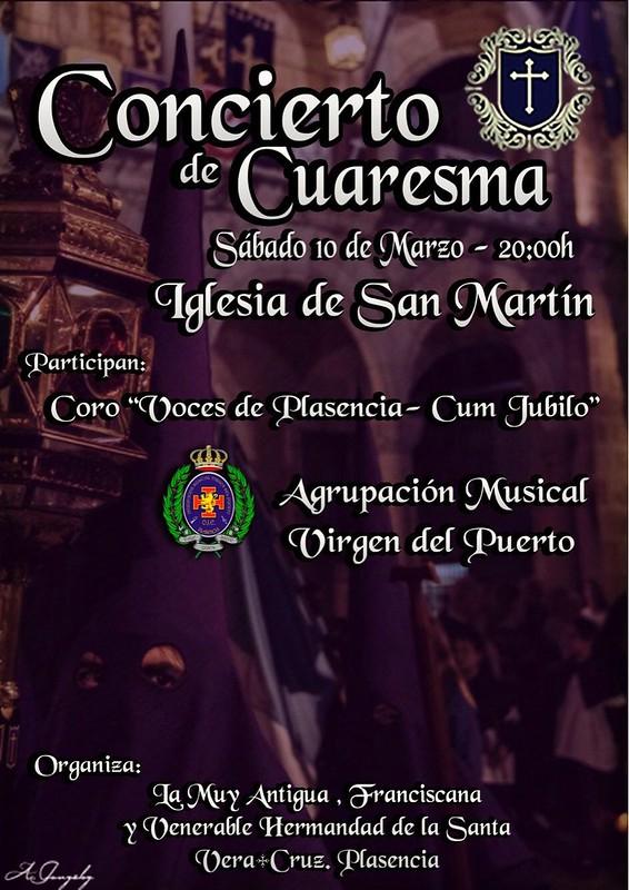 Concierto de Cuaresma.