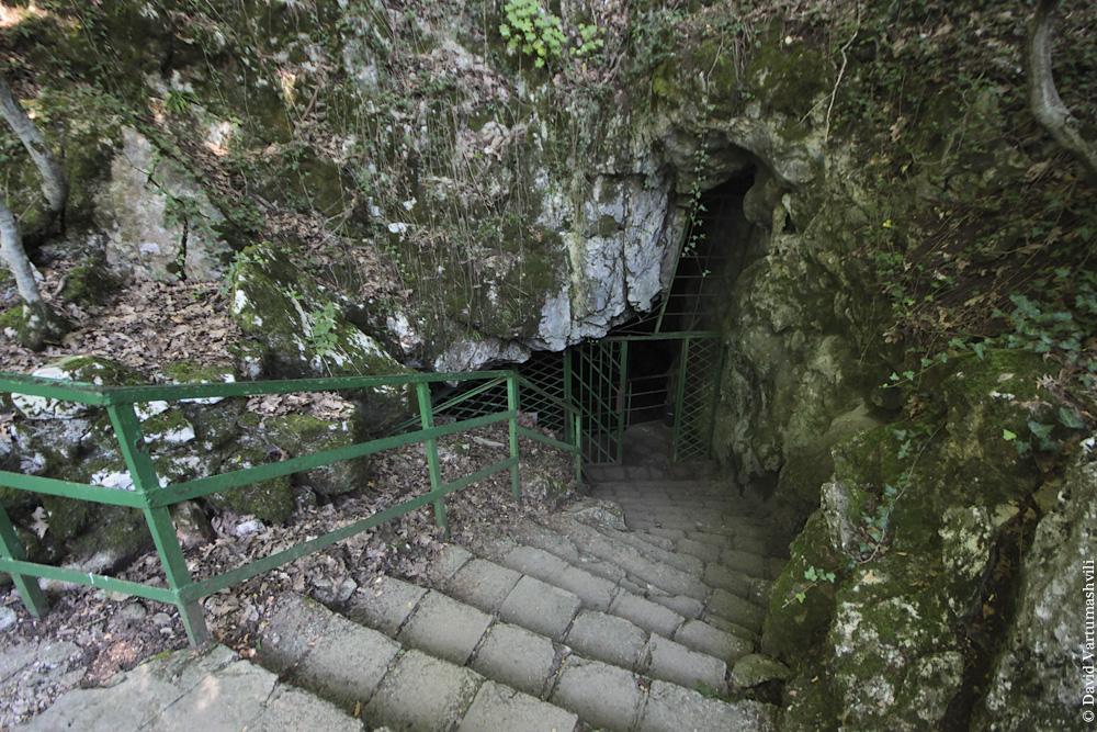 Болгария, Пещера Сыева Дупка