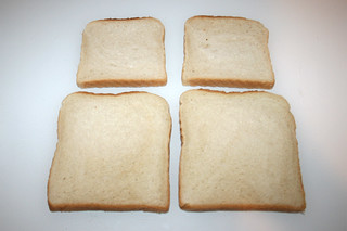 06 - Zutat Sandwich-Toast / Ingredient sandwich toast