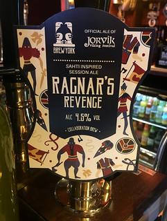 Brew York, Ragnar's Revenge, England