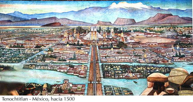 Tenochtitlán - México