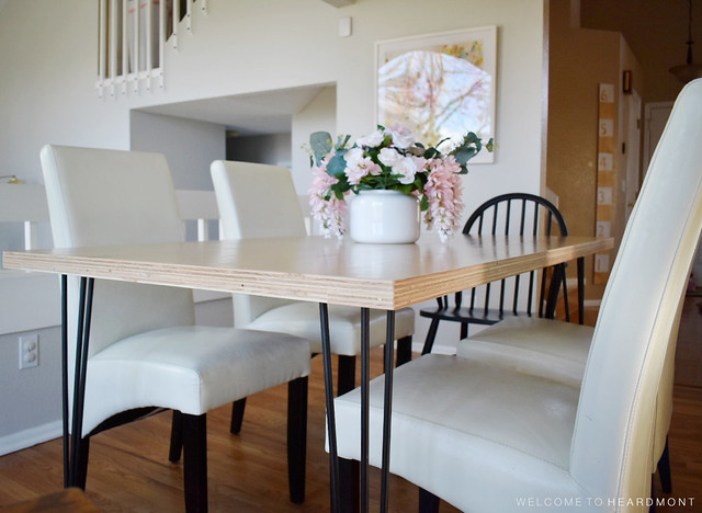 Dining Table End View | Welcome to Heardmont