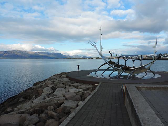 Sun Voyager, Reykjavík, Iceland