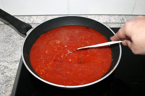 15 - Verrühren & aufkochen lassen / Stir & bring to a boil