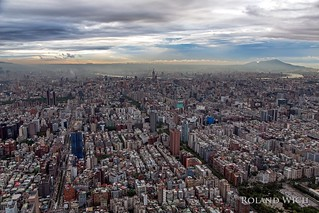 Taipeh Cityscape