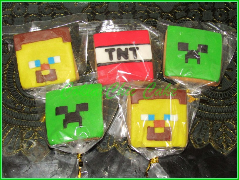 Cookies Minecraft