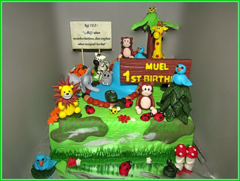 Cake Animal MUEL 20 cm