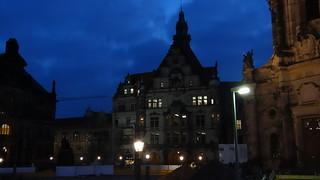 Blickt ins dunkle Herz herein nach Dresden 0461