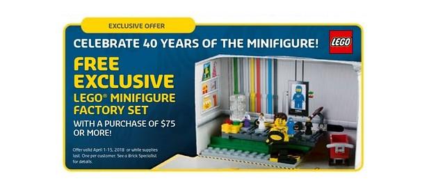 5005358 LEGO Minifigure Factory
