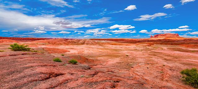 Southwest Erosion