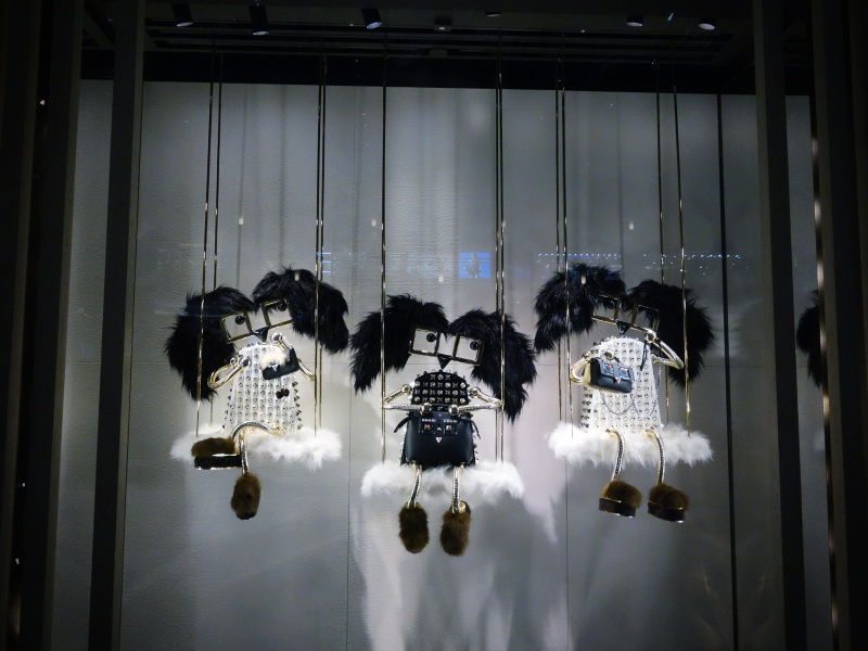 Fendi windows