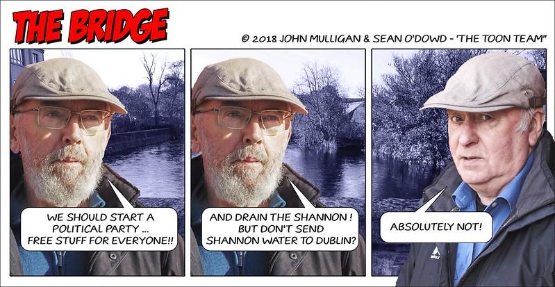 Drain The Shannon