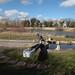 K&AC: Caen Hill Lock Flight - Lock 34 & balancing pond