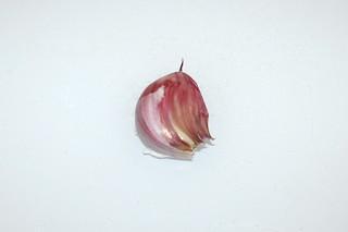 04 - Zutat Knoblauchzehe / Ingredient garlic