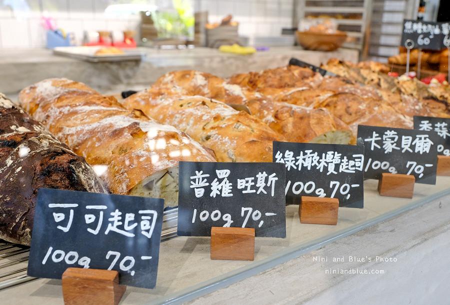 多爾 法式烘焙Dore  台中麵包08