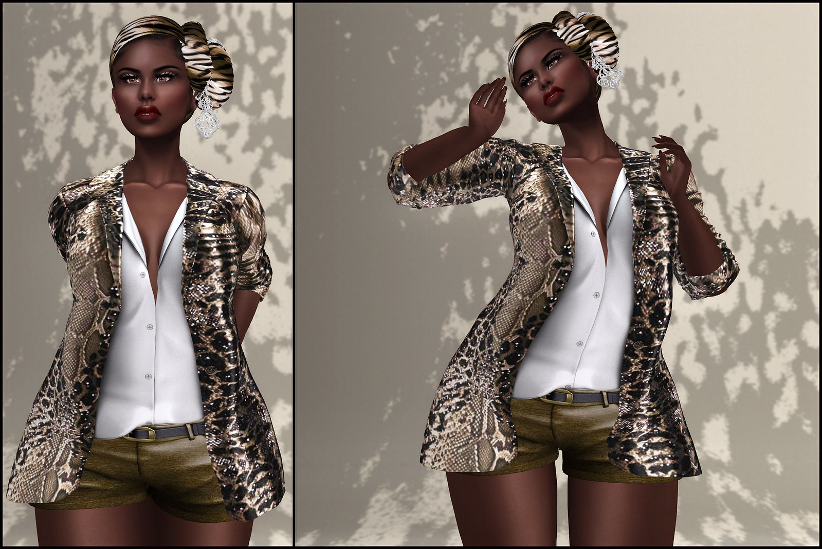 March Designer Showcase - Entice and Booty's Beauty