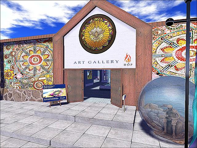House of Prayer Art Gallery - Photography Exhibit II
