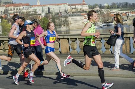 Podaří se Evě Vrabcové v dubnu vylepšit český rekord v půlmaratonu?