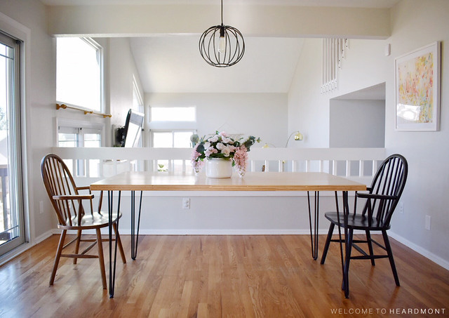 Dining Table Wide View | Welcome to Heardmont