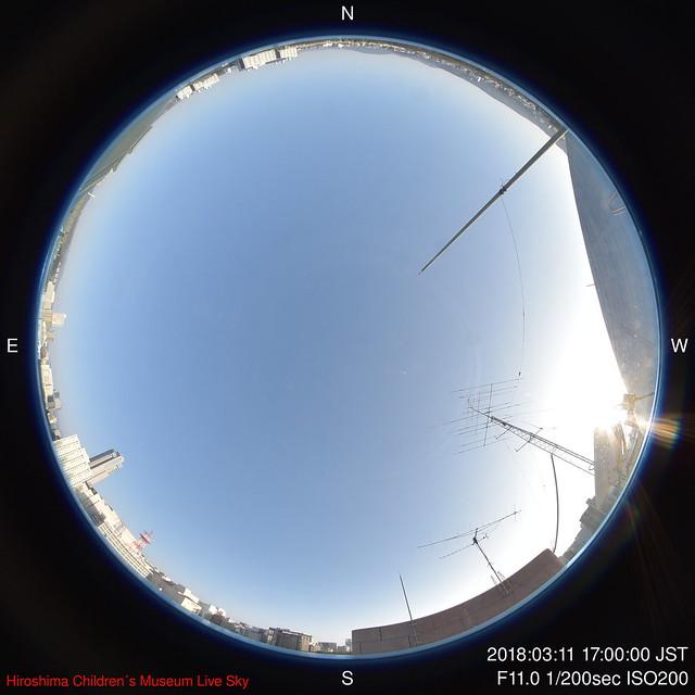 D-2018-03-11-1700 f, Nikon D5500, Sigma 4.5mm F2.8 EX DC HSM Circular Fisheye