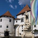 Croazia 2017: castello di Varazdin